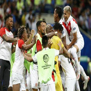 Copa America - Perù che impresa!