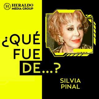 ¿Qué fue de...? Silvia Pinal