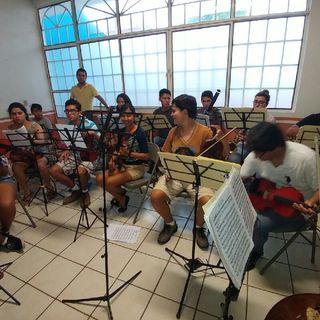 LA MÚSICA UNE FAMILIAS:Orquesta Escuela PV/DesarrolloCULTURAL por RADIO SWITCH