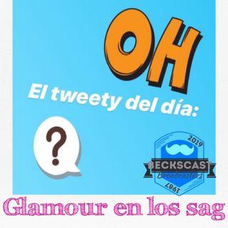 Glamour en los SAG - BecksCast | El Tweety Del Día