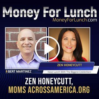 Zen Honeycutt, Moms AcrossAmerica.org, joins Bert Martinez