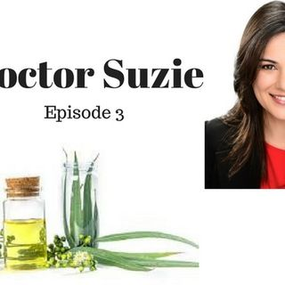 4:  6 Essential Oils For Hay Fever and Sinusitis - Doctor Suzie Episode 3