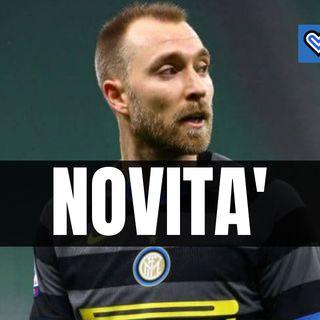 Inter, novità Eriksen: è in arrivo a Milano. Il programma