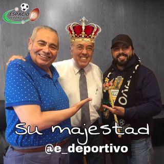 Disfrutando del viernes con su majestad Pepe Segarra en Espacio Deportivo de la Tarde 14 de Diciembre 2018