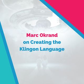 Marc Okrand on Creating the Klingon Language