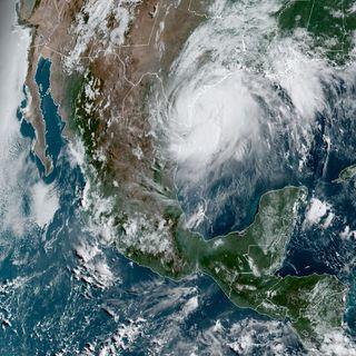 Alerta por lluvias en cuatro estados del norte por Hanna