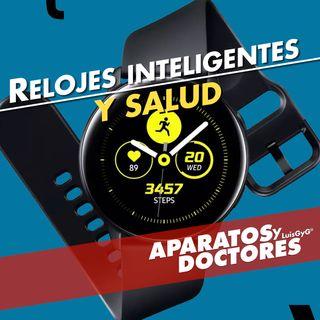 Los relojes inteligentes ¿son benéficos para la salud?
