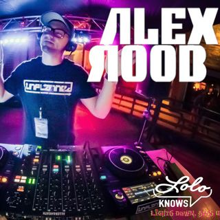 LOLO Knows DJ Mix...  Alex Roob, Mom's Bassment Unplanned, Akron