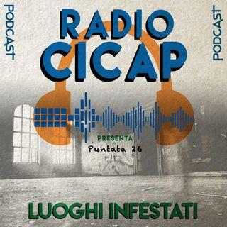 Radio CICAP presenta: Luoghi infestati