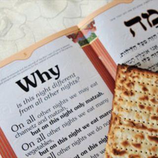 #2 Ma Nishtana - Key To The Seder