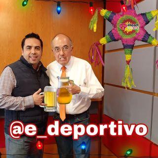 Listos para las piñatas? Espacio Deportivo de la Tarde 11 de Diciembre 2019