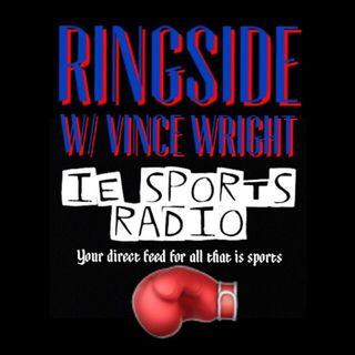 Ringside- Episode 21: Rios vs Garcia & More!