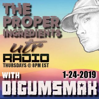 The Proper Ingredients .. by digumsmak .. 1-24-2019