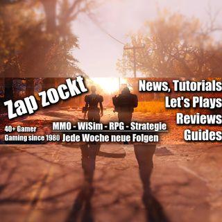 Fallout 76 News Flash 14 - Neuer Patch (Deutsch) 29.Jan Patchnotes vorgelesen & kommentiert
