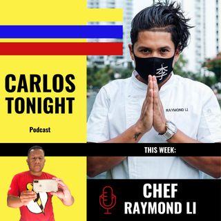 Ep. 19: Chef Raymond Li