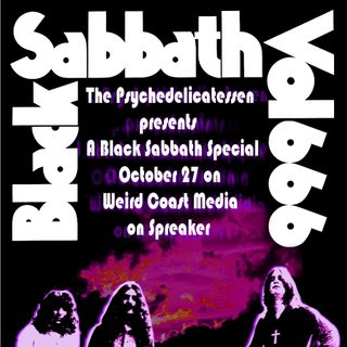 Black Sabbath Vol 666