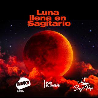 Luna llena en Sagitario