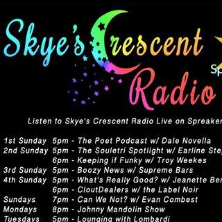 Skye's Crescent by Jade Zabric