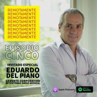 5 - Entrevistamos a Eduardo Del Piano, Gerente Corporativo de Sistemas de Swiss Medical