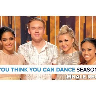 So You Think You Can Dance 15 | Live Shows & Finale Recap Podcast