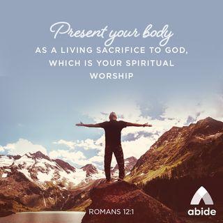 Our Spiritual Worship