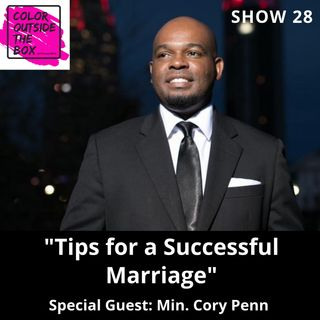Tools for a Successful Marriage with Guest Cory Penn