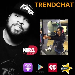 Ep. 97 - Part 4 NRA Annual Meetings With Lydia Longoria