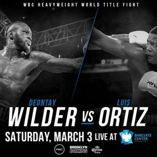 Inside Boxing Weekly:Wilder-Ortiz Preview Show W/Lou Savarese