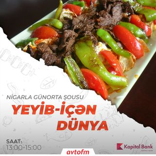 İskəndər kabab | Yeyib-içən dünya #20
