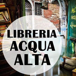 Luigi Frizzo - Libreria Acqua Alta, Venezia