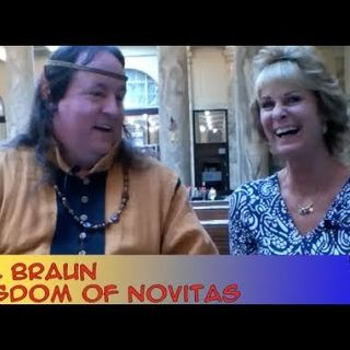 LARPing in the Kingdom of Novitas with Phil Braun: an interview on the Hangin With Web Show