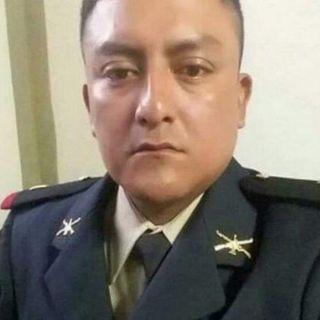 Vinculan a responsables del homicidio de teniente de la GN