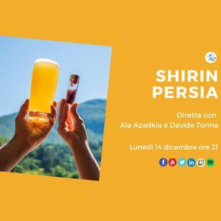 S2x52 Shirin Persia. Colori, profumi, emozioni
