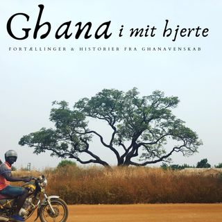Ghana i mit hjerte