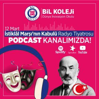 12 Mart İstiklal Marşının Kabulü Oyunu