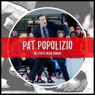 NC State head coach Pat Popolizo - OTM526