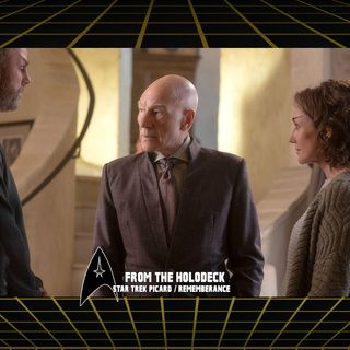 Star Trek: Picard Edition – 1.1 'Remembrance'