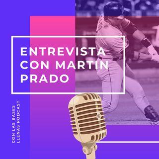 Entrevista con Martin Prado de los Marlins