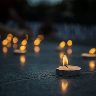 I nostri cari defunti: candele che si sono spente in terra, ma non nei nostri cuori!!!🙏🏻