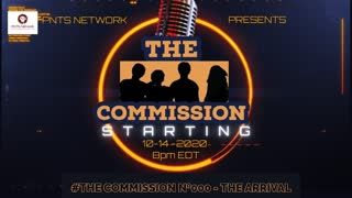 #THECOMMISSION PILOT - Brand New Show!!! | Dirt 5 on XSX | Spider-man MM | Baldur's Gate 3 and more