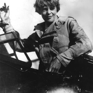 Dr Erin Kimmerle - Amelia Earhart