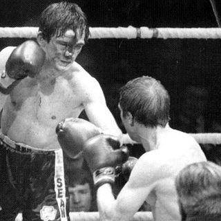 Legends of Boxing Show:Former WBA Lightweight Champion Sean O'Grady