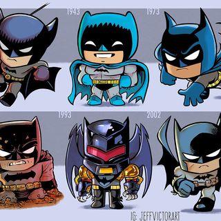 Batman geração XYZ