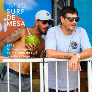 73 - As engrenagens do mercado do surf com Luiz Pinga