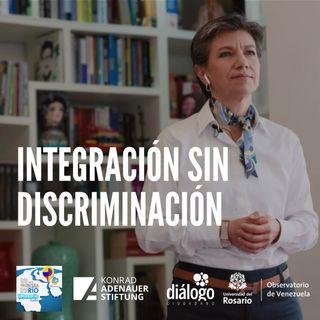 Integración sin discriminación