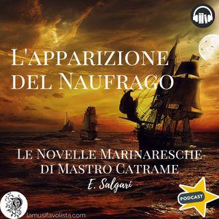 LE NOVELLE MARINARESCHE DI MASTRO CATRAME • 13 ☆ E- Salgari ☆ Audiolibro ☆