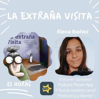 52. La extraña visita. Elena Ibáñez