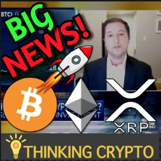 Grayscale Seeing Massive Cash Inflows Into Bitcoin, XRP, & CRYPTo Funds As Bitcoin Nears $20K