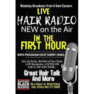 The Hair Radio Morning Show LIVE #540 Thursday, March 18th, 2021