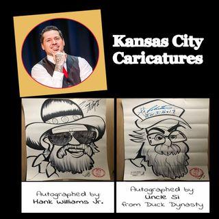Kansas City Caricatures Mike Van De Carr